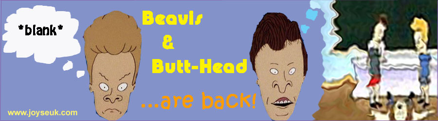 Click on the image for video for Beavis and butthead bathroom break